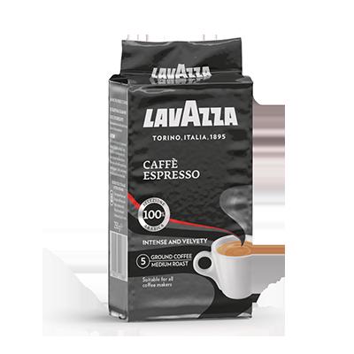 lavazza kaffe brygg